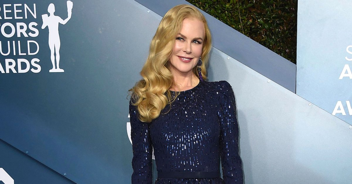 Nicole Kidman Won't 'Jeopardize' Her Family for an Acting Role