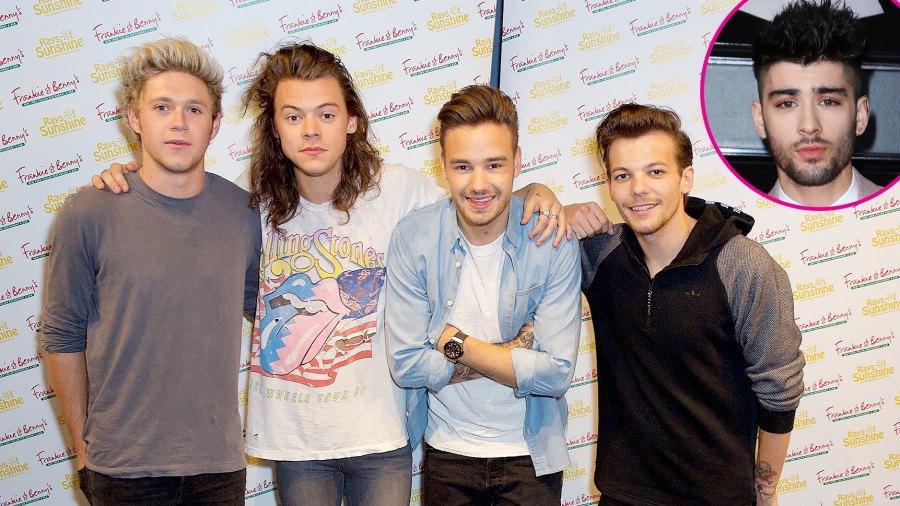 One Direction Members Just Followed Zayn Malik on Twitter