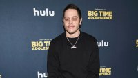 Pete Davidson Reunites With Saturday Night Live SNL Cast Members