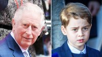 Prince Charles Office Features Throwback Photo of Prince George