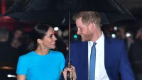Prince Harry, Meghan Rain Shot Royal Photographer Samir Hussein