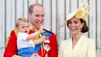 Prince William and Duchess Kate Adjust Prince Louis' 2nd Birthday Celebrations Amid Coronavirus