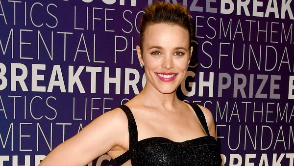 Rachel McAdams Says Her 2-Year-Old Son Is a 'Welcome Distraction' While Quarantining at Home