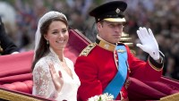 Royal Photographer Samir Hussein Reveals Duchess Kate's Favorite Photo From Her Wedding Day