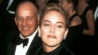 Sharon Stone Reveals Why She Wore That Iconic Gap Shirt to the 1996 Oscars