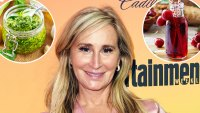 Sonja Morgan attends the Entertainment Weekly LGBTQ Issue Party Sonja Morgan Shares Whats Inside Her Refrigerator