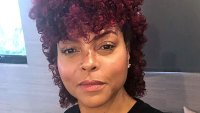Taraji P. Henson's Shares Behind-the-Scenes Look at Her At-Home Spa Day