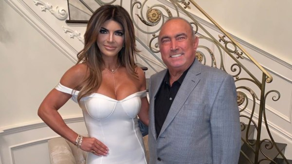 Teresa Giudice Holds Emotional Funeral Service for Late Father