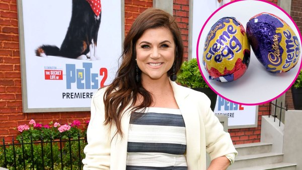 Tiffani Thiessen Secret Life of Pets 2 Homemade Cadbury Eggs