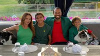 Tiger Woods Shares Rare Photo With Kids and Girlfriend Erica Herman