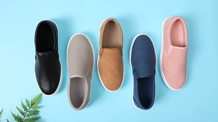 GOUPSKY Slip-On Sneaker