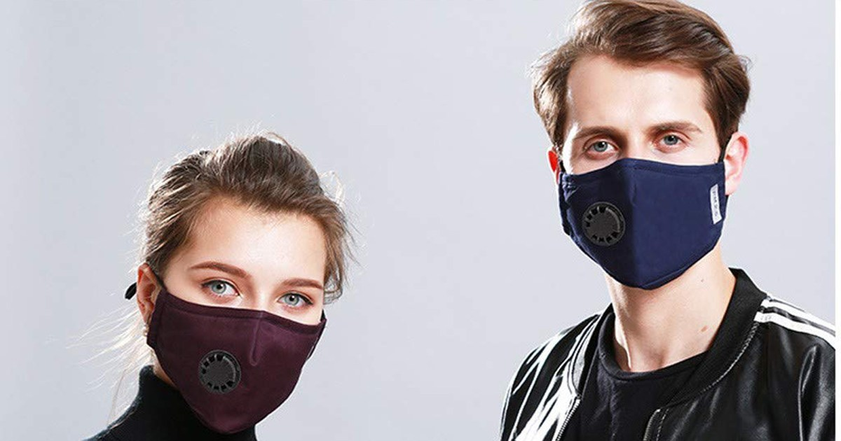This Activated Carbon Face Mask Ships Out Faster Than Most
