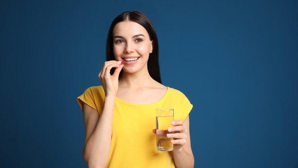 woman-boosting-immune-system