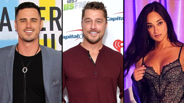 Ben Higgins Shocked See Good Buddy Chris Soules With Victoria F