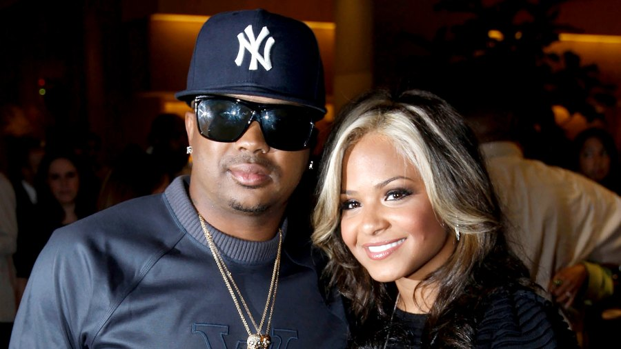 Christina Milian Is Really Proud of Her Coparenting Relationship With Daughter Violets Dad The-Dream 2