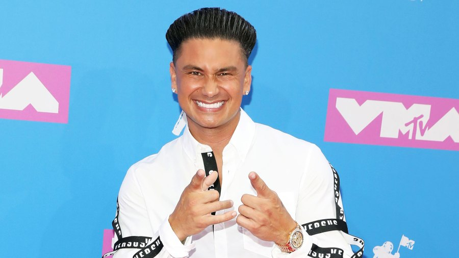 DJ Pauly D Posts a TikTok Without His Trademark Hair Gel