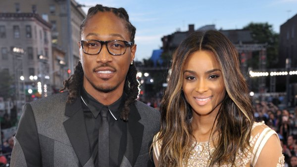Future and Ciara Mothers Day Wishes