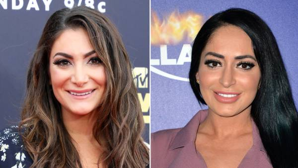 Jersey Shore's Deena Declares to Never Film With Angelina After Wedding Drama