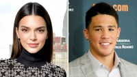 Kendall Jenner Spotted With Devin Booker 1 Month After 1st Hangout