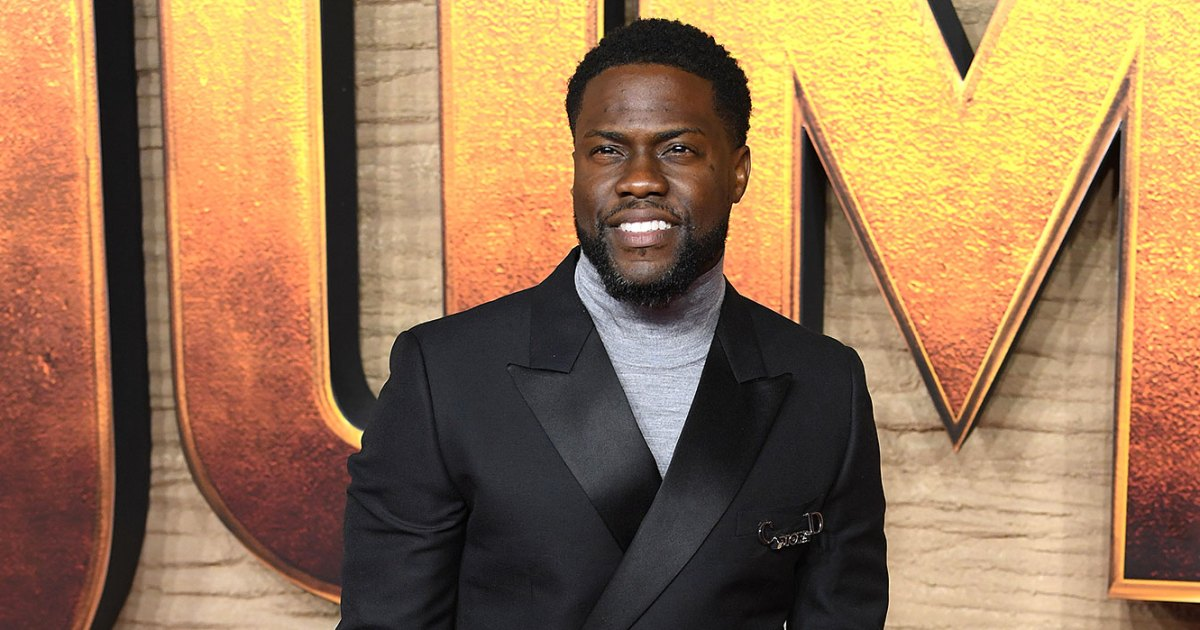 Kevin Hart Isn't a Fan of Cancel Culture: 'Nobody's Going to Be Perfect'