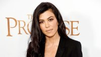 Kourtney Kardashian Talks Quarantine Diet