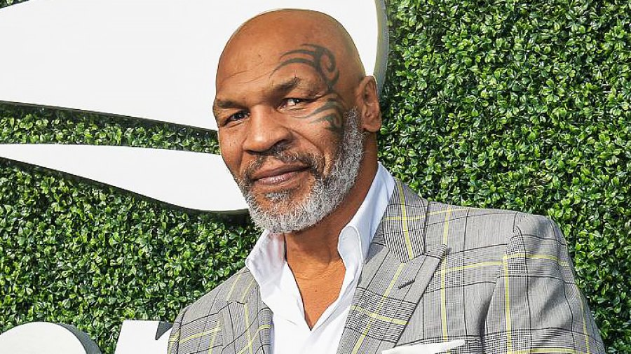 Mike Tyson Says Im Back Shares Intense Training Video 2