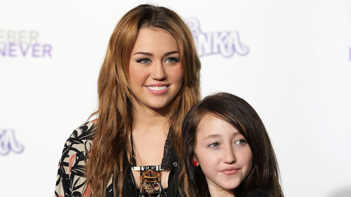 Noah Cyrus Growing Up As Miley Cyrus Sister Was Unbearable