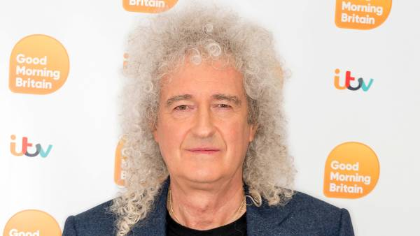 Queen's Brian May Hospitalized After Ripping His Butt Muscles 'to Shreds' While Gardening