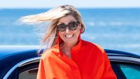 Queen Maxima's Island Style Deserves a Round of Applause