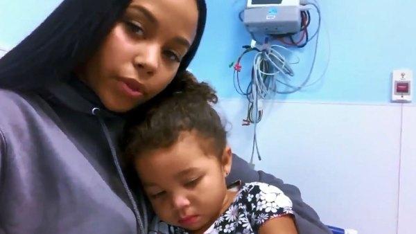 Teen Mom OG Recap Cheyenne Floyd Rushes Daughter Ryder ER Twice