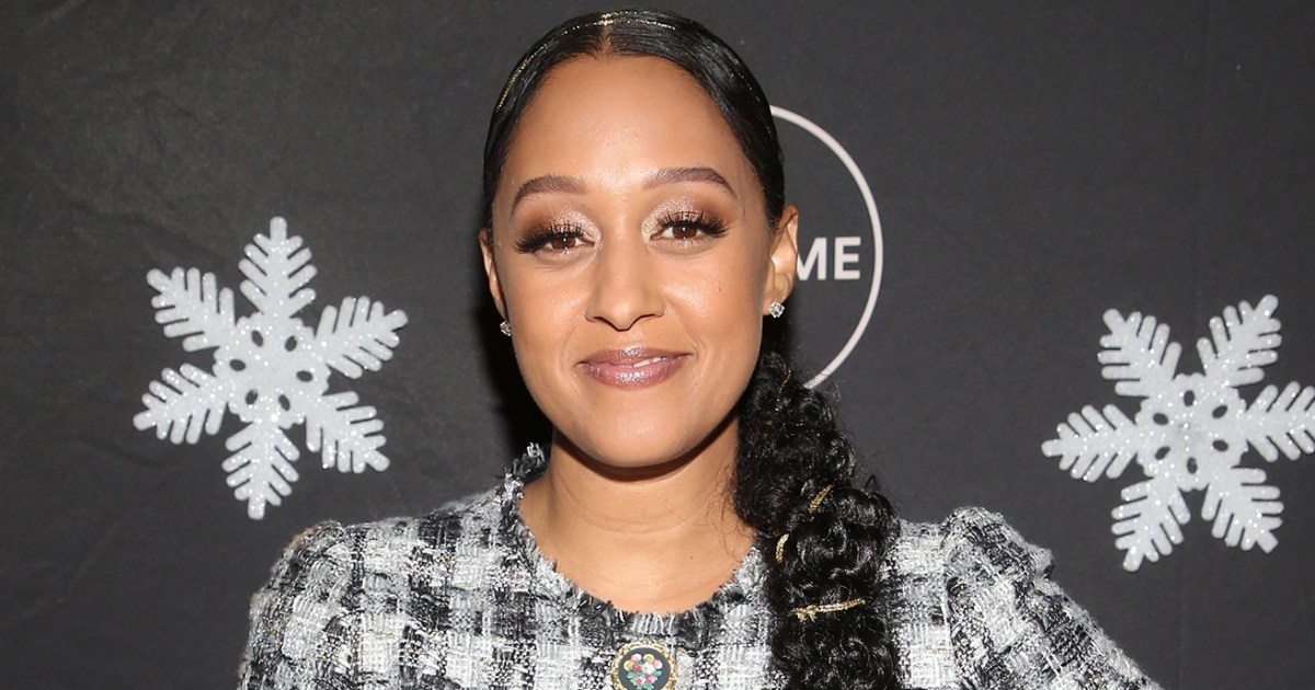 Tia Mowry: Quarantine Showed Me I Don't Want 3rd Child
