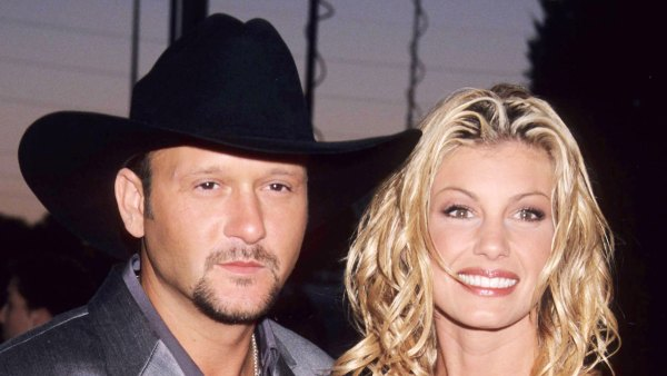 Tim McGraw Faith Hill Relationship Timeline
