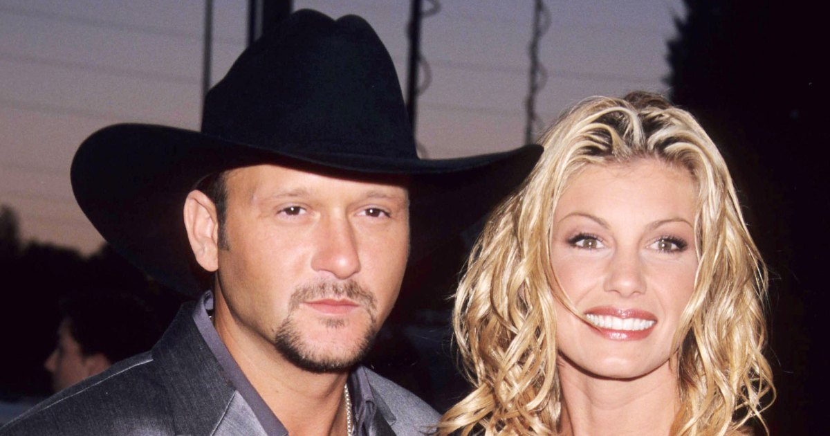 Country Strong! Relive Faith Hill and Tim McGraw's Romance 1