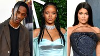 Travis Scott Previously Dated Rihanna Before His Relationship With Kylie Jenner