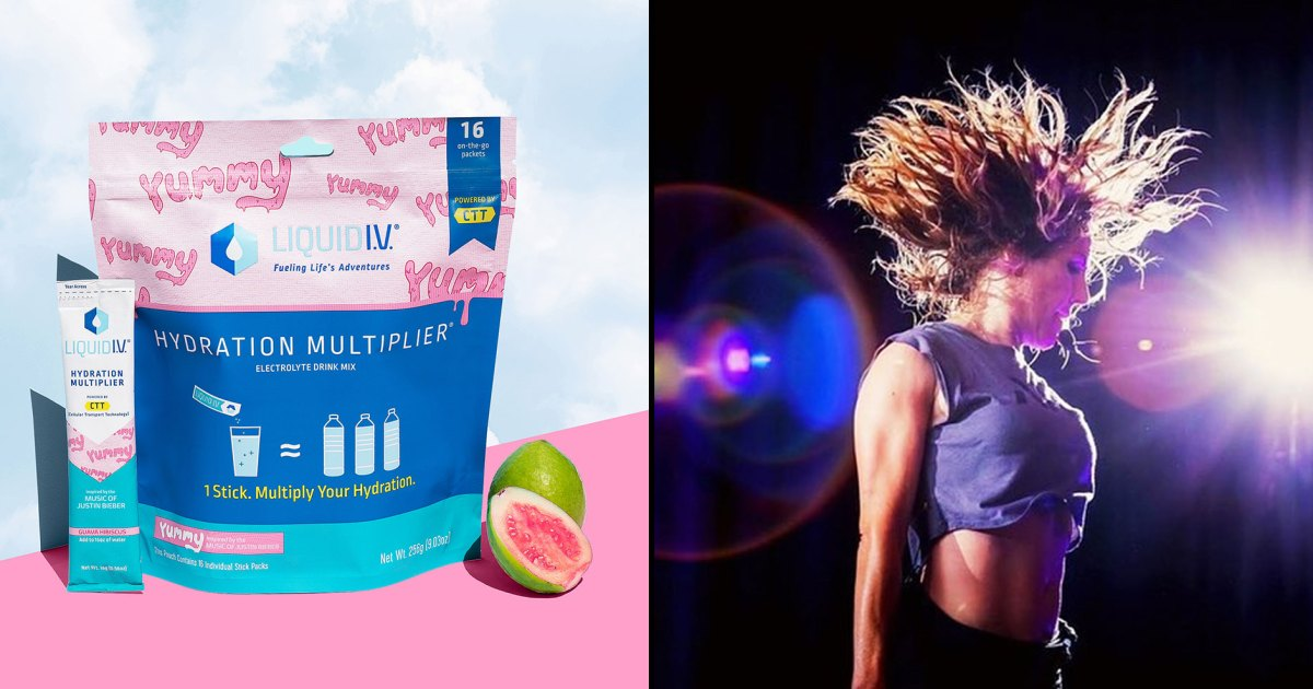 Buzzzz-o-Meter: Stars Are Buzzing About This Electrolyte Drink Mix