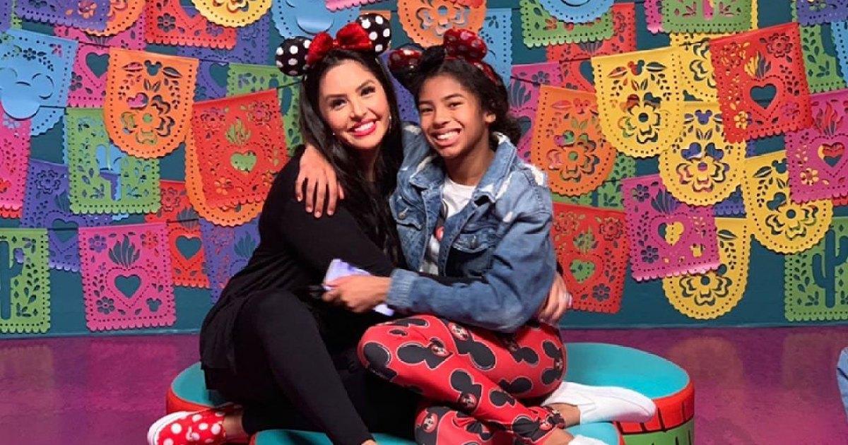 Vanessa Bryant Pays Tribute to Daughter Gianna on 14th Birthday