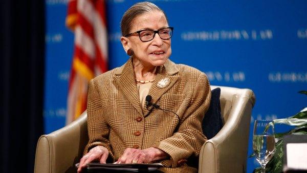 Ruth Bader Ginsburg Hospitalized