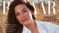 Ashley Graham's Husband Shot Her 'Harper's Bazaar UK' Cover During COVID-19