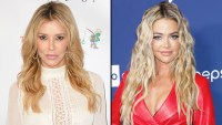 Did Brandi Glanville Just Post a Photo of Herself Kissing Denise Richards