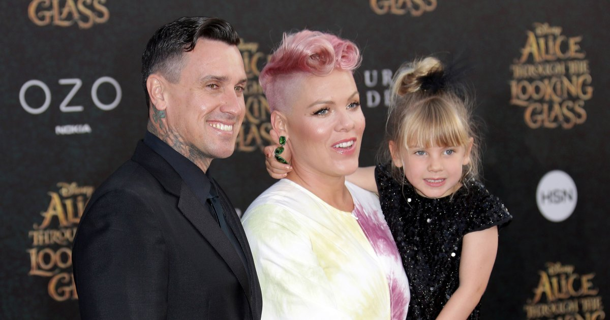 Carey Hart Thanks Pink for 'Cooking a Good One' on Daughter's 9th Birthday