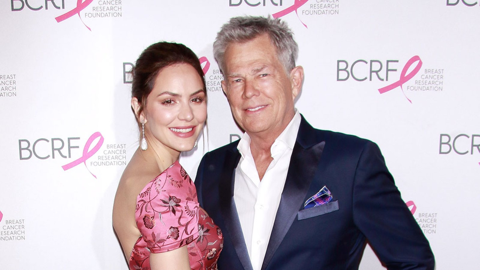 David Foster My Wife Katharine Mcphee Is Really Magical