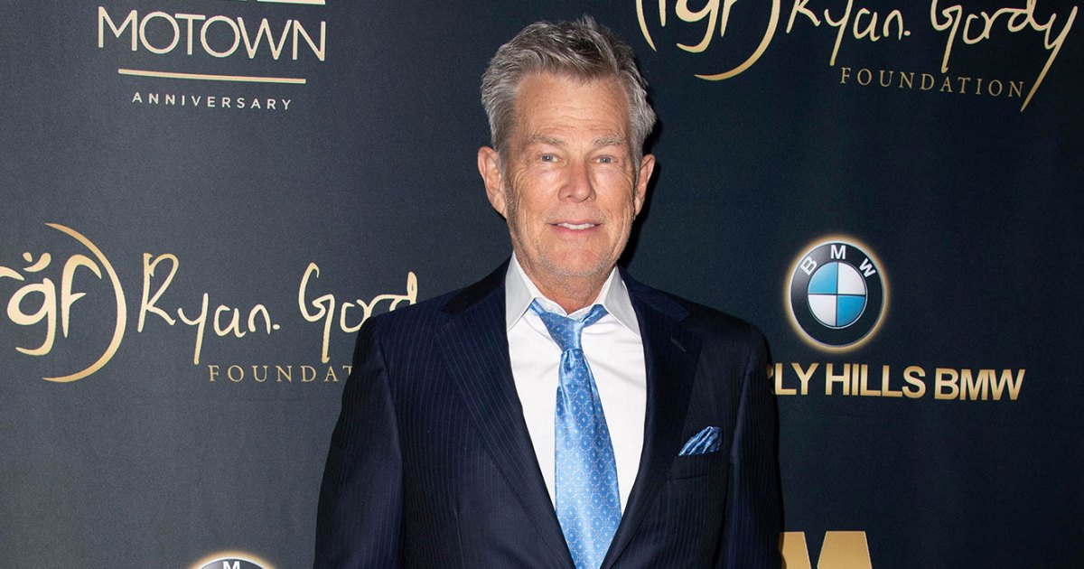 David Foster Had No Reason To Hide Personal Life In Netflix Doc