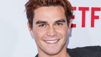 Fans Have Mixed Feelings About KJ Apa's Facial Hair