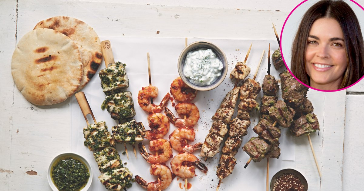 Katie Lee Shows Us What to Grill on the 4th of July