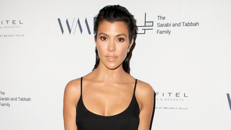 Kourtney Kardashian Keto Salad
