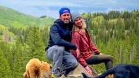 Meghan King Edmonds Snuggles Up to Boyfriend Christian Schauf