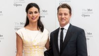 Morena Baccarin Excited to Celebrate Anniversary With Husband Ben McKenzie