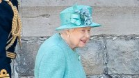 Queen Elizabeth Recycles One of Her Fave Outfits for Trooping the Colour