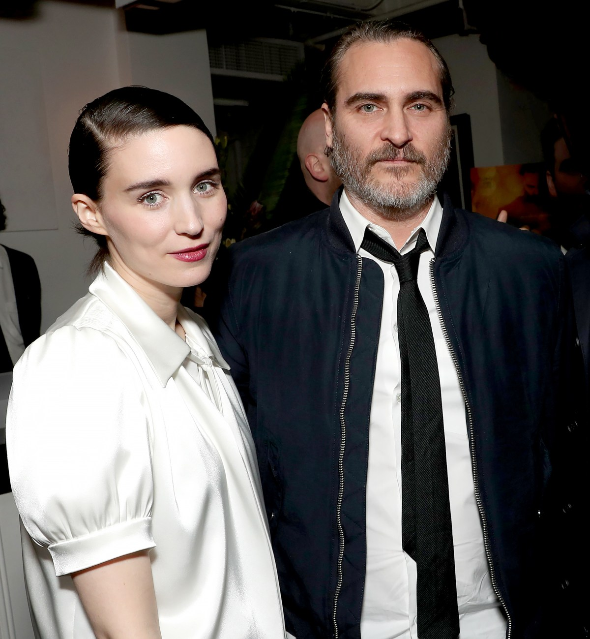 Rooney Mara Gives Birth to 1st Child With Fiance Joaquin Phoenix