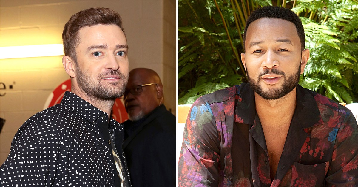 Justin Timberlake, John Legend and More Stars Who Love to Barbecue